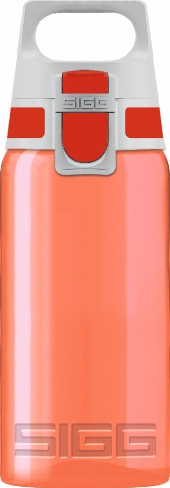 Trinkflasche VIVA ONE Red [0.5 L]. inkl. 1-farbigen Druck