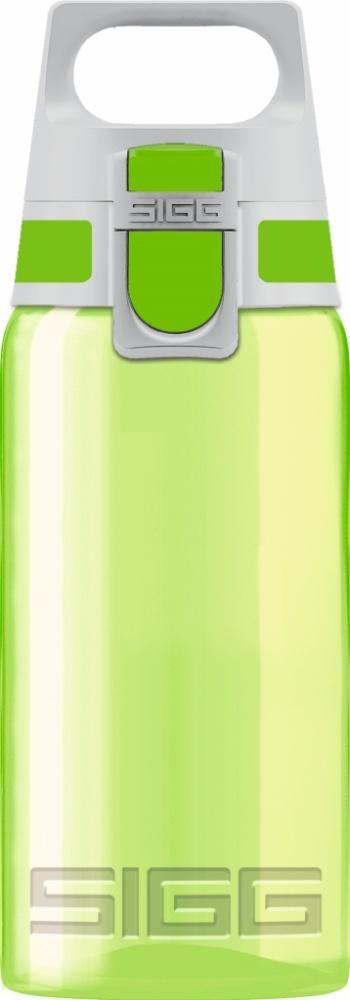 Trinkflasche VIVA ONE Green [0.5 L]. inkl. 1-farbigen Druck