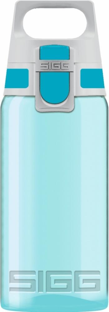 Trinkflasche VIVA ONE Aqua [0.5 L]. inkl. 1-farbigen Druck