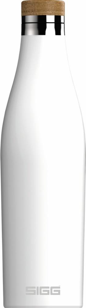 MERIDIAN WHITE 0.5 L inkl. 1-farbigen Druck