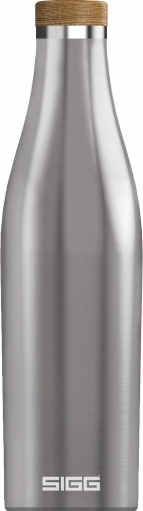 MERIDIAN BRUSHED 0.5 L inkl. 1-farbigen Druck