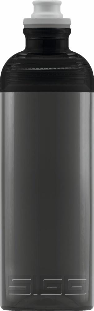 Trinkflasche Feel Anthracite [0.6 L]. inkl. 1-farbigen Druck