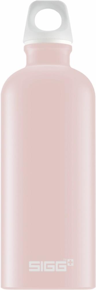 Trinkflasche Traveller Blush Touch [0.6 L]. inkl. 1-farbigen Druck