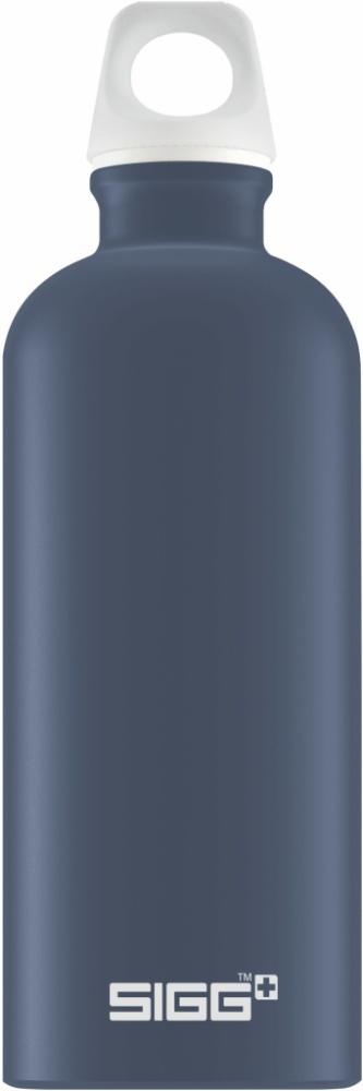 Trinkflasche Traveller MidnightTouch [0.6 L]. inkl. 1-farbigen Druck