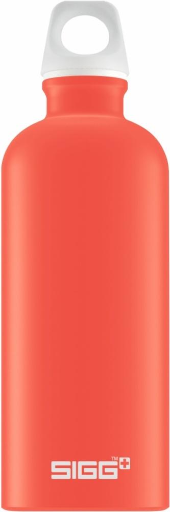 Trinkflasche Traveller Scarlet Touch [0.6 L]. inkl. 1-farbigen Druck
