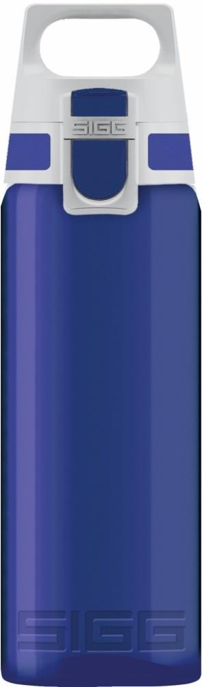Trinkflasche Total Color Blue [0.6 L]. inkl. 1-farbigen Druck