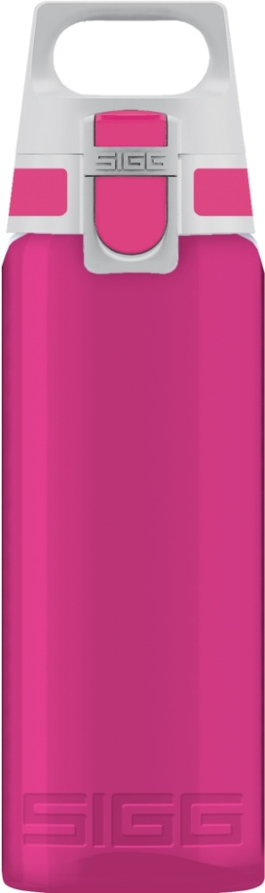 Trinkflasche Total Color Berry [0.6 L]. inkl. 1-farbigen Druck