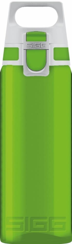 Trinkflasche Total Color Green [0.6 L]. inkl. 1-farbigen Druck