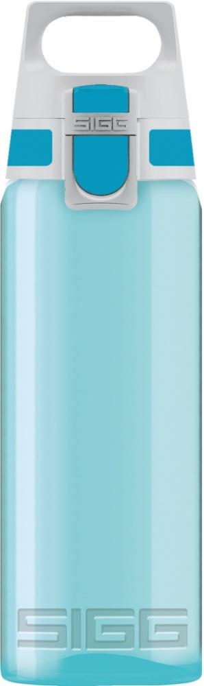 Trinkflasche Total Color Aqua [0.6 L]. inkl. 1-farbigen Druck