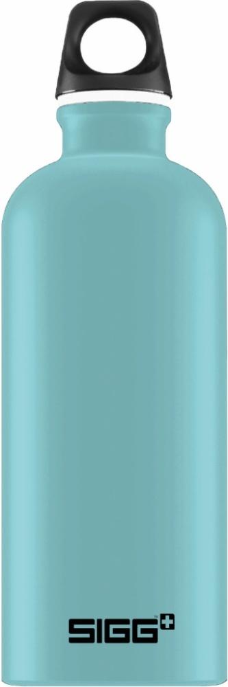 Trinkflasche Traveller Denim Touch [0.6 L]. inkl. 1-farbigen Druck