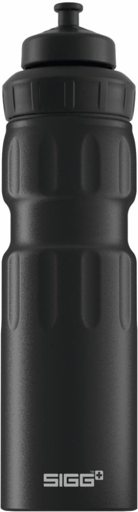 Trinkflasche Wmb Sports Black Touch [0.75 L]. inkl. 1-farbigen Druck