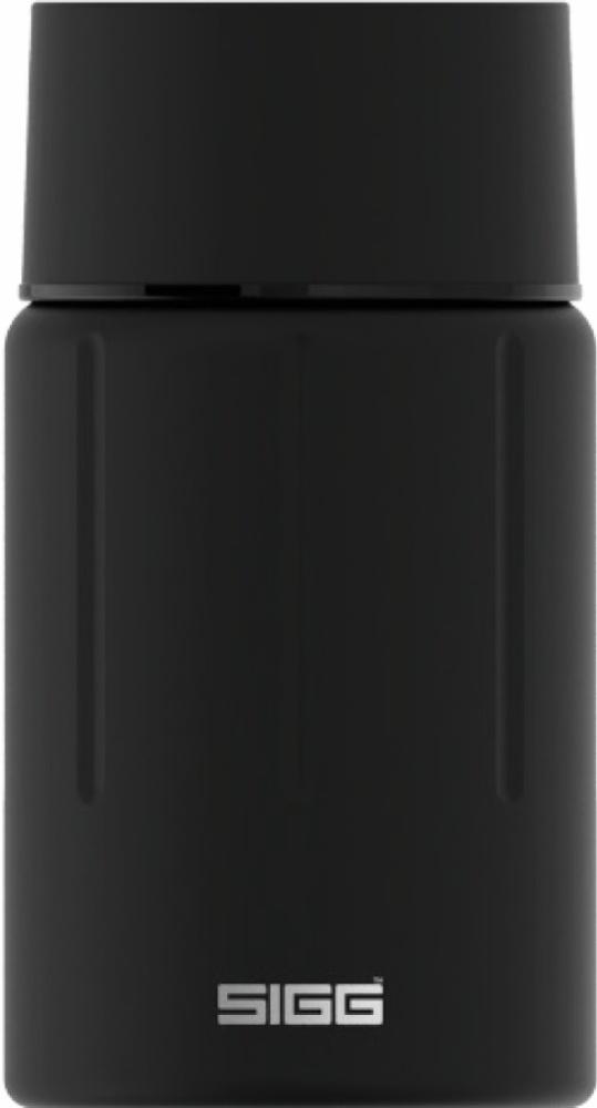 Isolierter Essbehälter Gemstone Food Jar Obsidian [0.75 L]. inkl. Gravur