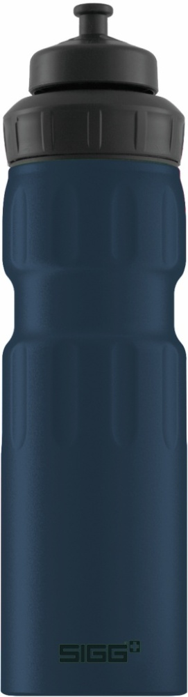 Trinkflasche Wmb Sports DarkTouch [0.75 L]. inkl. 1-farbigen Druck