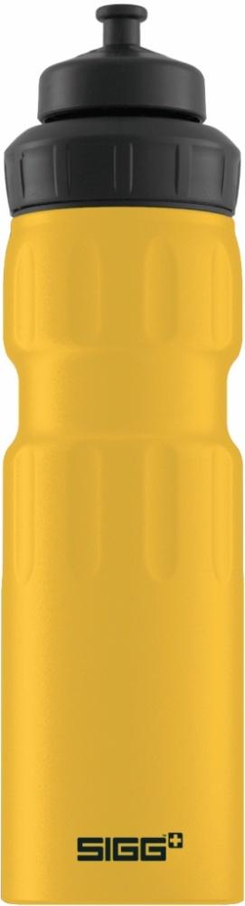 Trinkflasche Wmb Sports Mustard Touch [0.75 L]. inkl. 1-farbigen Druck