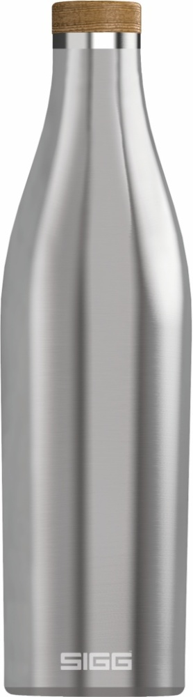 MERIDIAN BRUSHED 0.7 L inkl. 1-farbigen Druck