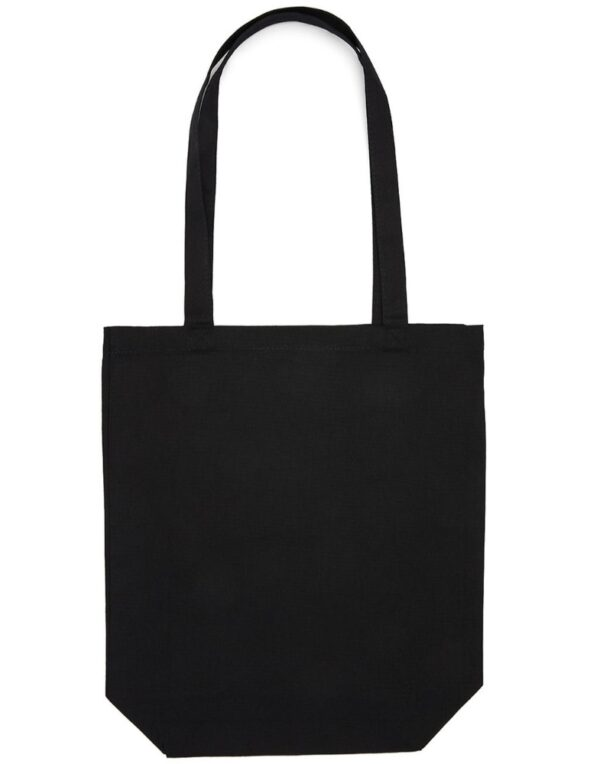 Canvas Cotton Bag LH with Gusset