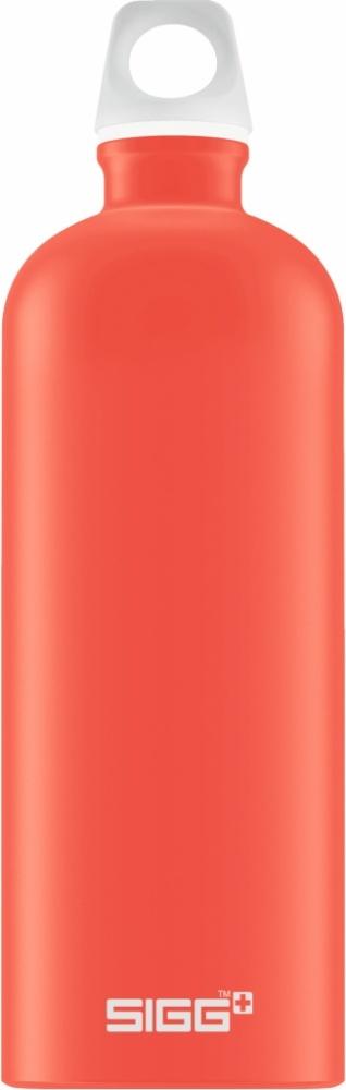 Trinkflasche Traveller Scarlet Touch [1.0 ]. inkl. 1-farbigen Druck