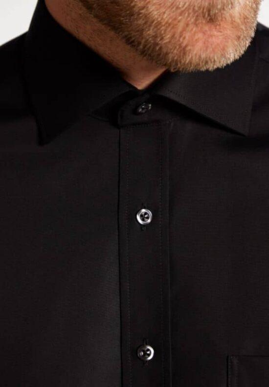 ETERNA-Hemden-Langarm (Standard)-MODERN FIT-MIT BRUSTTASCHE