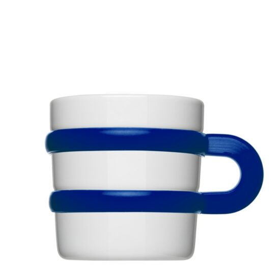Tasse mit Silikonhenkel klein Form 280