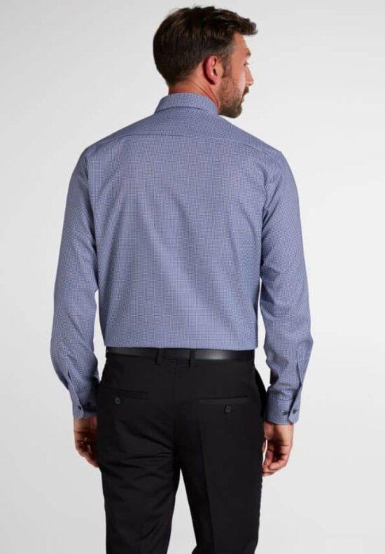 ETERNA-Hemden-Langarm (verlängert 68cm)-MODERN FIT-MIT BRUSTTASCHE