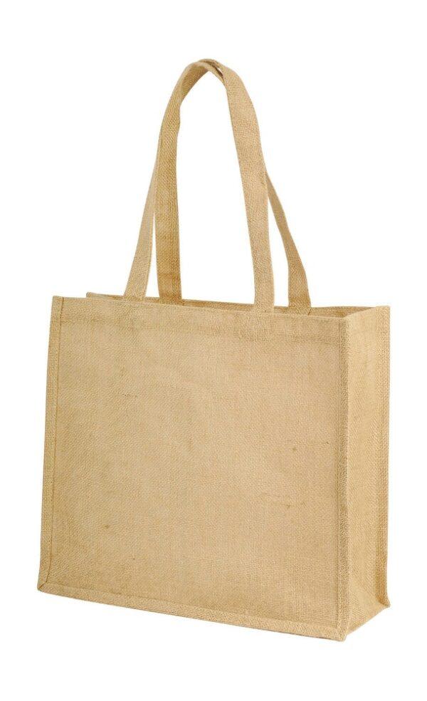 Calcutta Long Handled Jute Shopper Bag