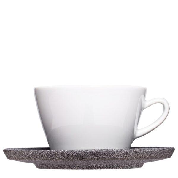 Cappuccinotasse Serie Granit
