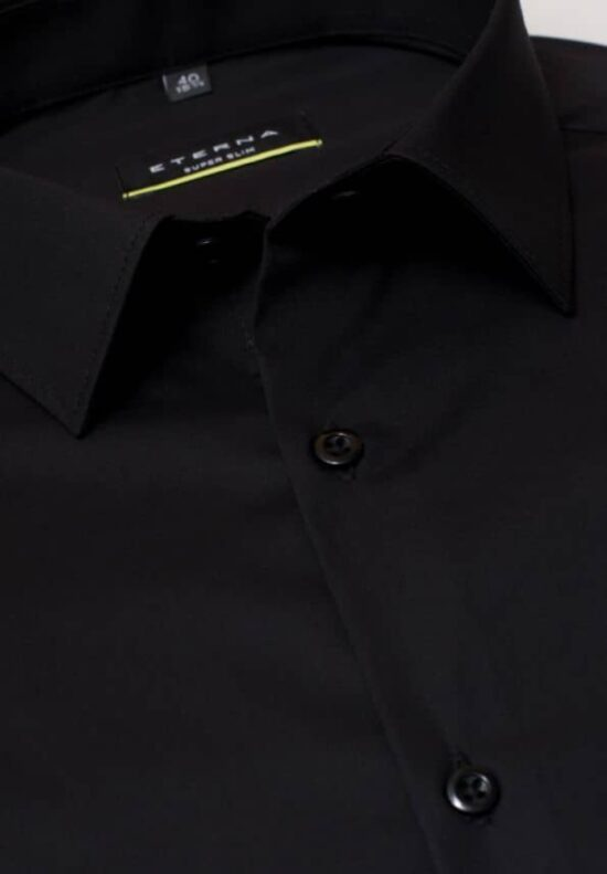 ETERNA-Hemden-Langarm (Standard)-SUPER SLIM FIT-OHNE BRUSTTASCHE