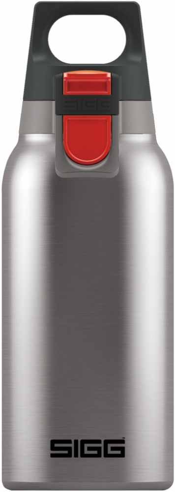Iso-Trinkflasche Hot &Cold One Hand Brushed [0.3 L]. inkl. 1-farbigen Druck