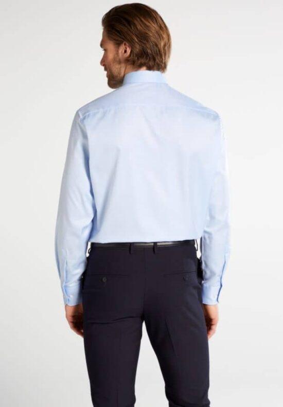 ETERNA-Hemden-Langarm (verlängert 68cm)-COMFORT FIT-MIT BRUSTTASCHE