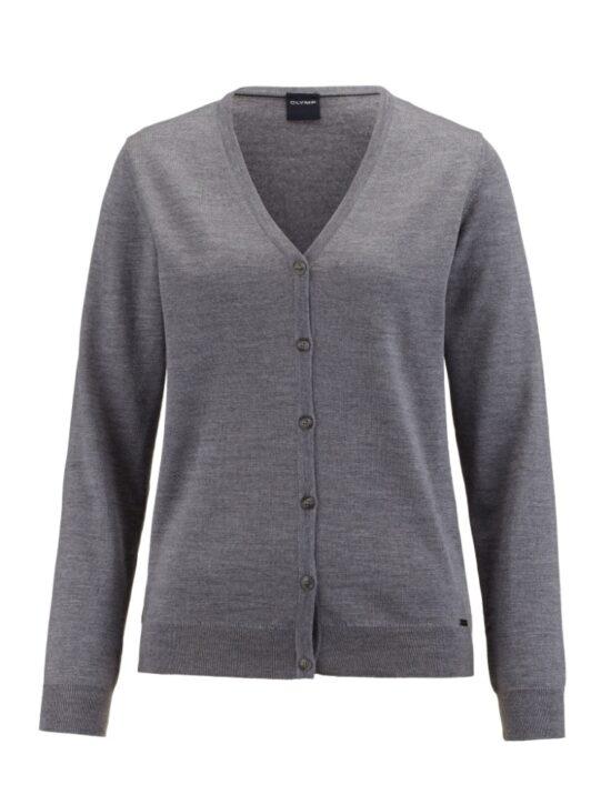 V-Pullover Damen CF