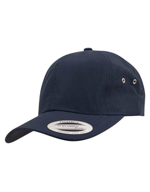 Low Profile Water Repellent Cap