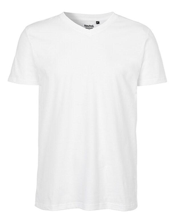 Men`s V-neck T-Shirt