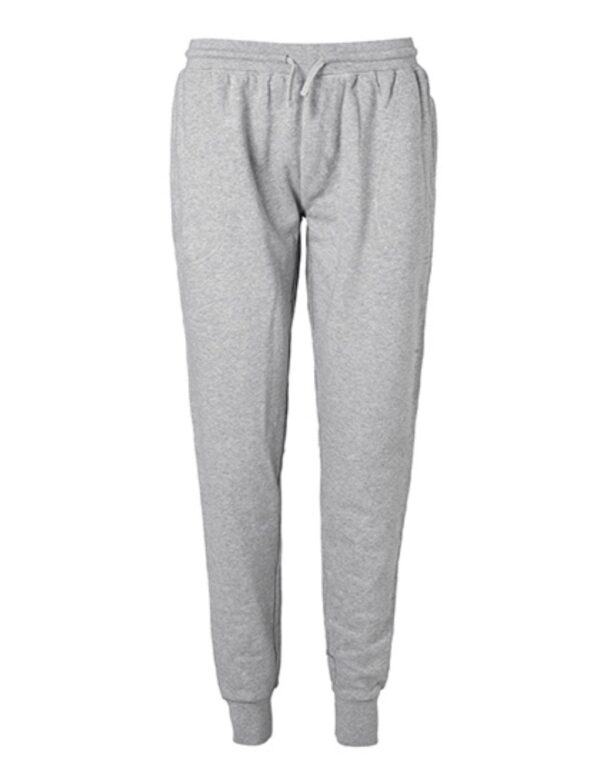 Sweatpants with Cuff and Zip Pocket