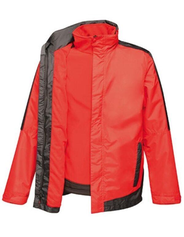 Men´s Contrast Softshell Jacket 3in1