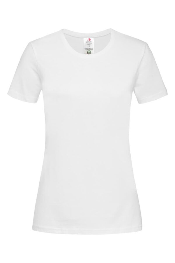 Classic-T Organic Fitted