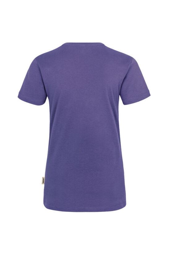 HAKRO Damen V-Shirt Classic