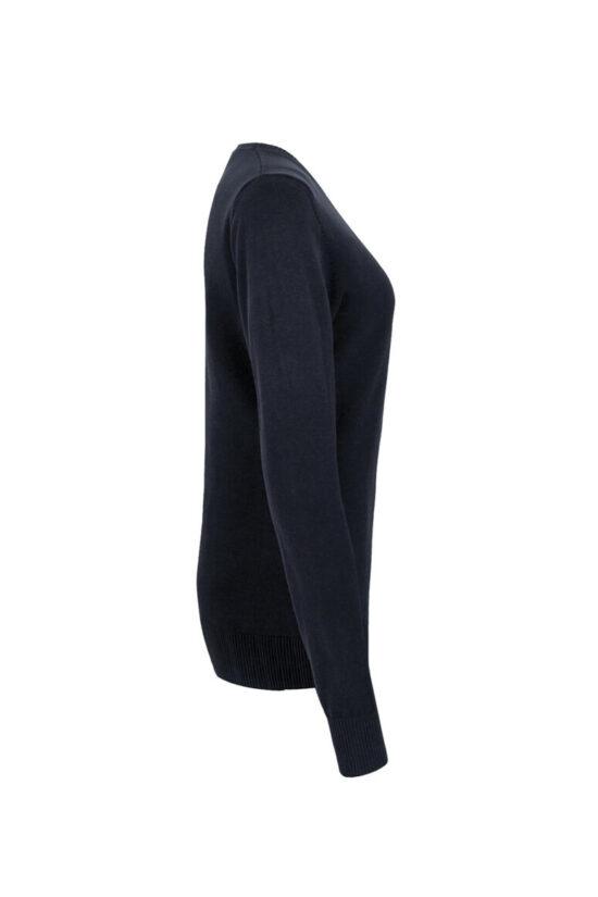 HAKRO Damen V-Pullover Premium-Cotton