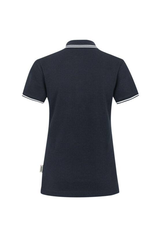 HAKRO Damen Poloshirt Twin-Stripe