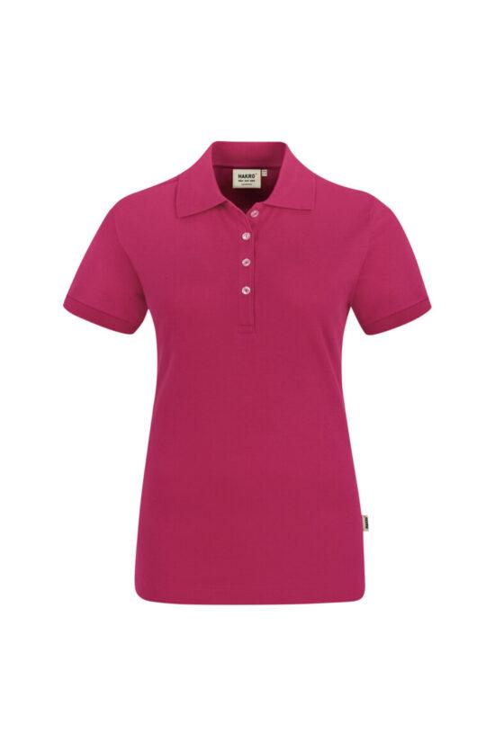 HAKRO Damen Poloshirt Stretch