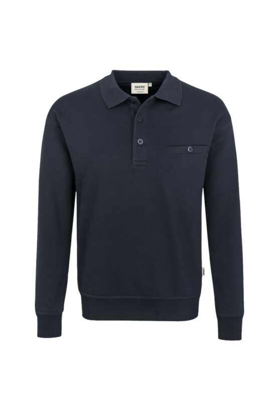 HAKRO Pocket-Sweatshirt Premium