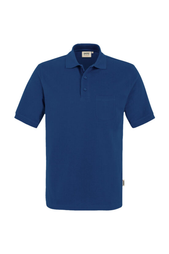 HAKRO Pocket-Poloshirt Mikralinar®
