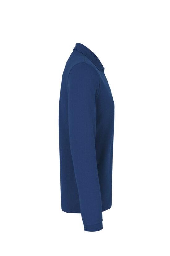HAKRO Longsleeve-Poloshirt Mikralinar®