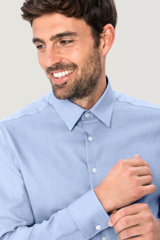 HAKRO Hemd Oxford Regular