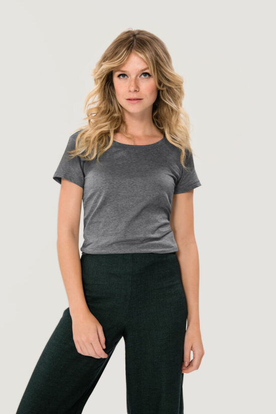 HAKRO Damen T-Shirt Bio-Baumwolle GOTS