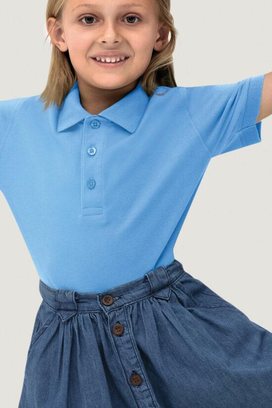 HAKRO Kinder Poloshirt Classic