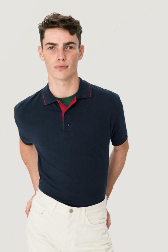 HAKRO Poloshirt Casual