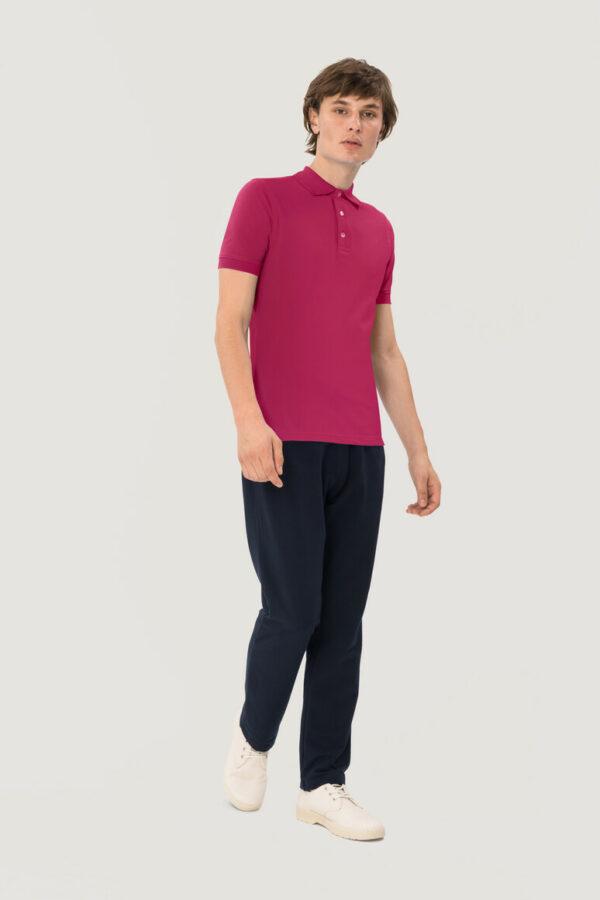 HAKRO Poloshirt Stretch