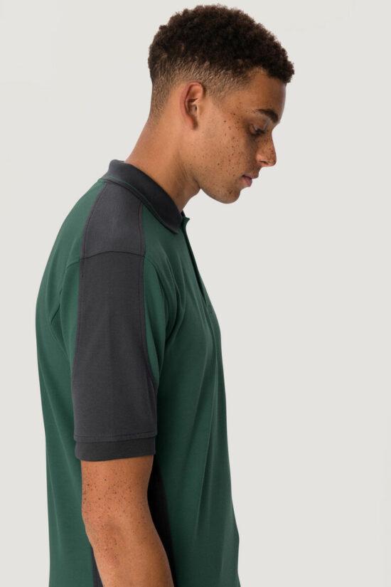 HAKRO Poloshirt Contrast Mikralinar®