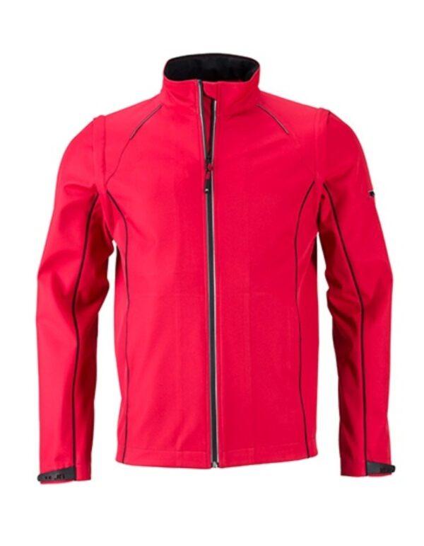 Men`s Zip-Off Softshell Jacket