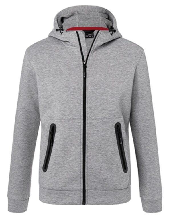 Men`s Hooded Jacket